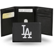 Rico Los Angeles Dodgers Embroidered Trifold Wallet
