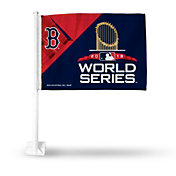 Rico 2018 World Series Bound Boston Red Sox Car Flag