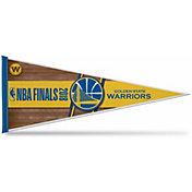 Rico 2018 NBA Finals Golden State Warriors Pennant