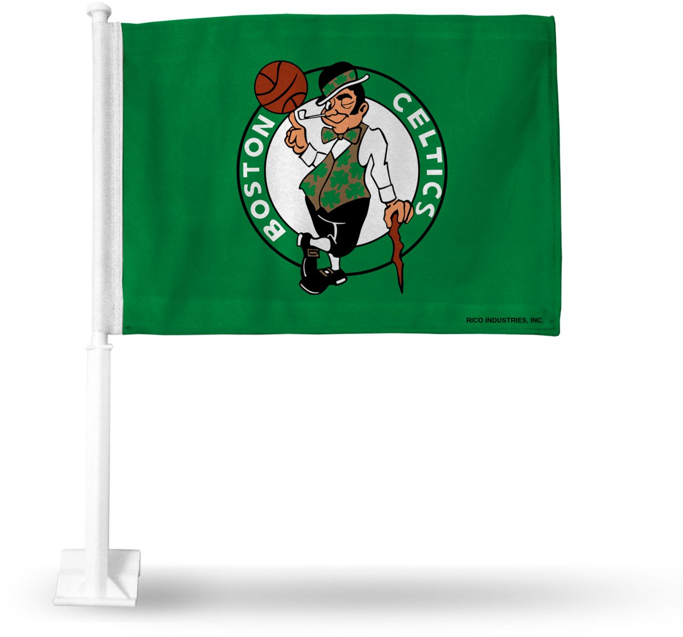 Rico Boston Celtics Car Flag