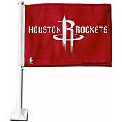 Rico Houston Rockets Car Flag