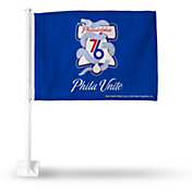 Rico Philadelphia 76ers Philia Unite Car Flag