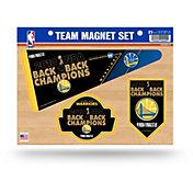 Rico 2018 NBA Champions Golden State Warriors Magnet Set
