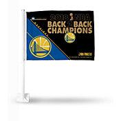 Rico 2018 NBA Champions Golden State Warriors Car Flag