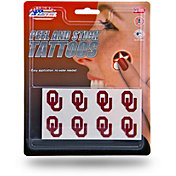 Rico Oklahoma Sooners Tattoo Stickers
