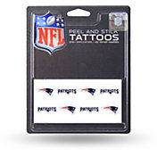 Rico New England Patriots Tattoo Stickers
