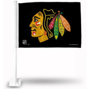 Rico Chicago Blackhawks Car Flag