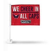 Rico Washington Capitals Car Flag