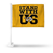 Rico Nashville Predators Rally Car Flag