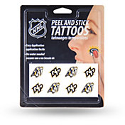 Rico Nashville Predators Tattoo Stickers