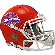 Riddell 2018 National Champions Clemson Tigers Speed Replica Helmet