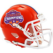 Riddell 2018 National Champions Clemson Tigers Speed Mini Helmet