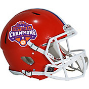 Riddell 2018 National Champions Clemson Tigers Speed Authentic Helmet