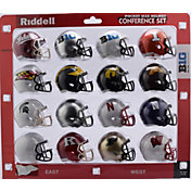 Riddell NCAA Big 10 Pocket Size Helmet Set