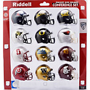 Riddell NCAA Pacific Coast Conference Pocket Size Helmet Set