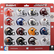 Riddell NCAA Southeastern Conference Pocket Size Helmet Set