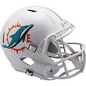 Riddell Miami Dolphins Speed Replica Football Helmet