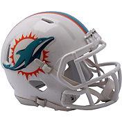 Riddell Miami Dolphins Speed Mini Football Helmet