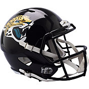 Riddell Jacksonville Jaguars Speed Replica Football Helmet