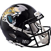 Riddell Jacksonville Jaguars Speed Authentic Football Helmet