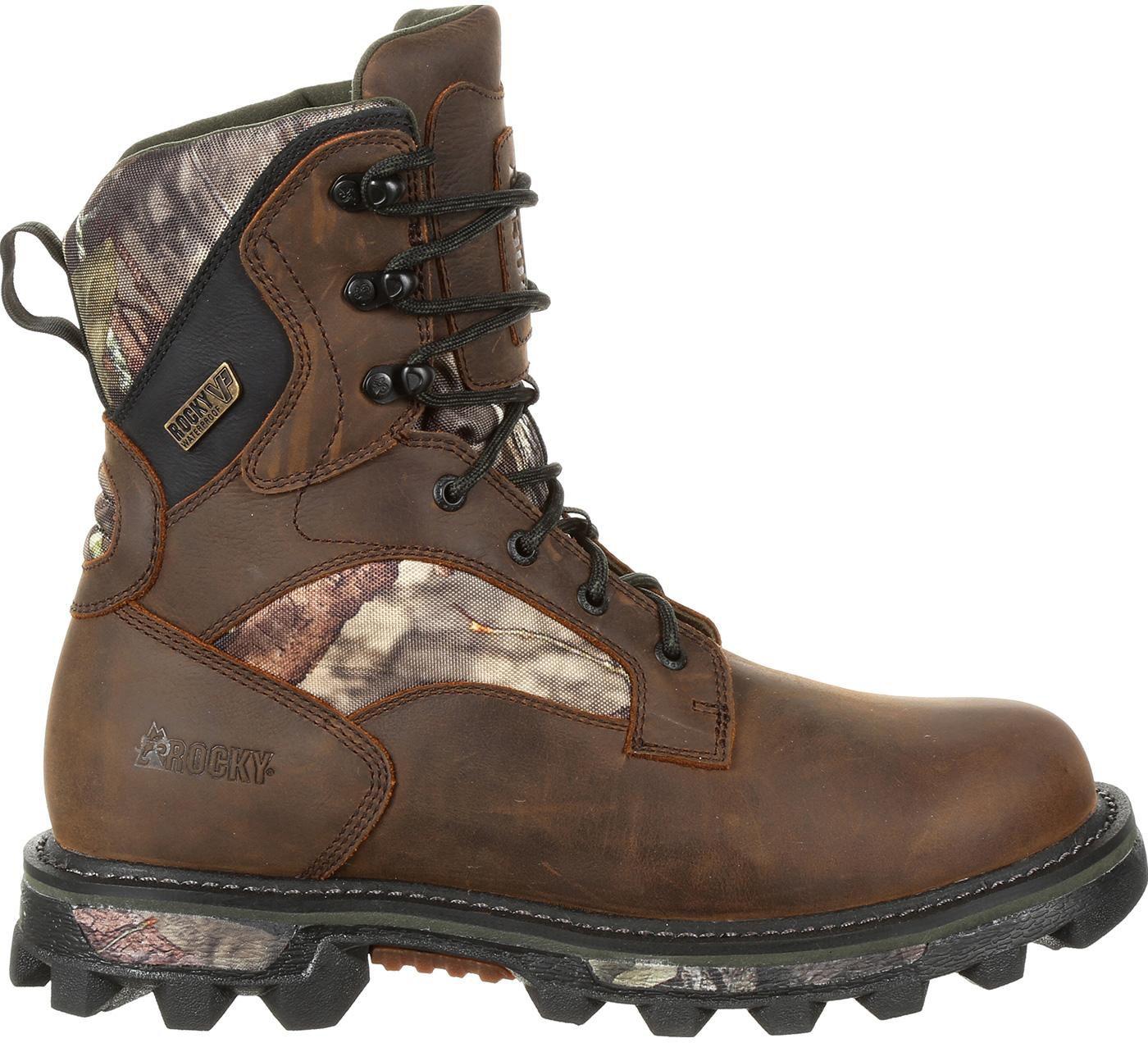 Rocky Men's Bearclaw FX 800g Waterproof Field Hunting Boots