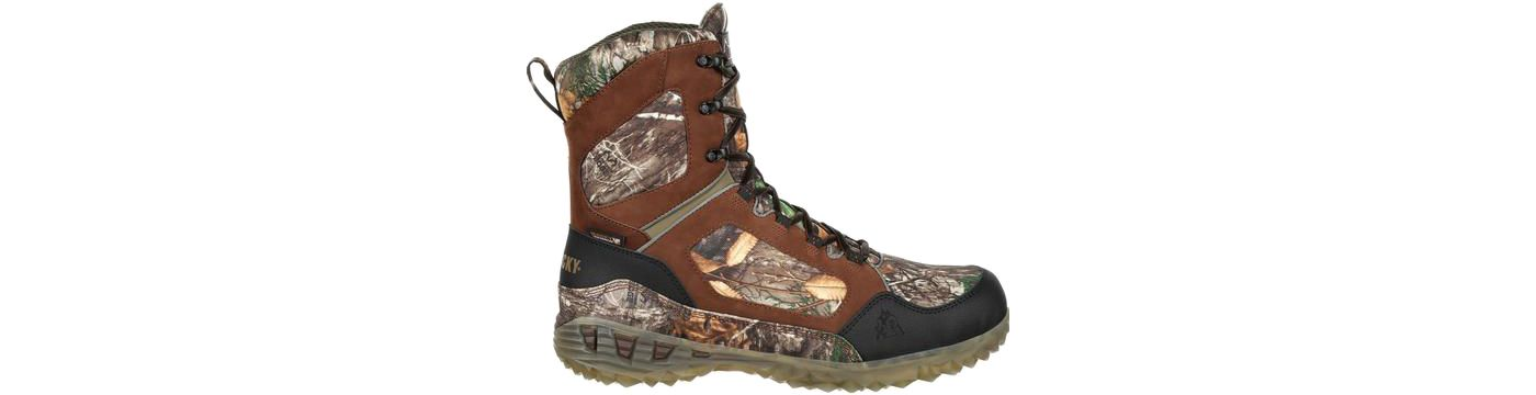 Rocky Men's Broadhead EX 800g Waterproof Hunting Boots