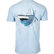 Scales Gear Men's Sporty Sailfish Short Sleeve T-Shirt