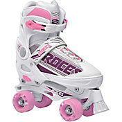 Roces Girls' Quaddy 2.0 Roller Skates