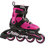 Rollerblade Girls' Microblade Adjustable Inline Skates