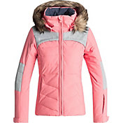 Roxy Girls' Bamba Snow Jacket