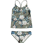 Roxy Girl's Surf The Desert Tankini Set