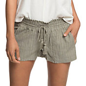 Roxy Women's Oceanside Yarn Dye Short