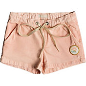 Roxy Girls' Donuts Time Denim Shorts