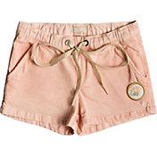 Roxy Girls' Donuts Time Denim Shorts
