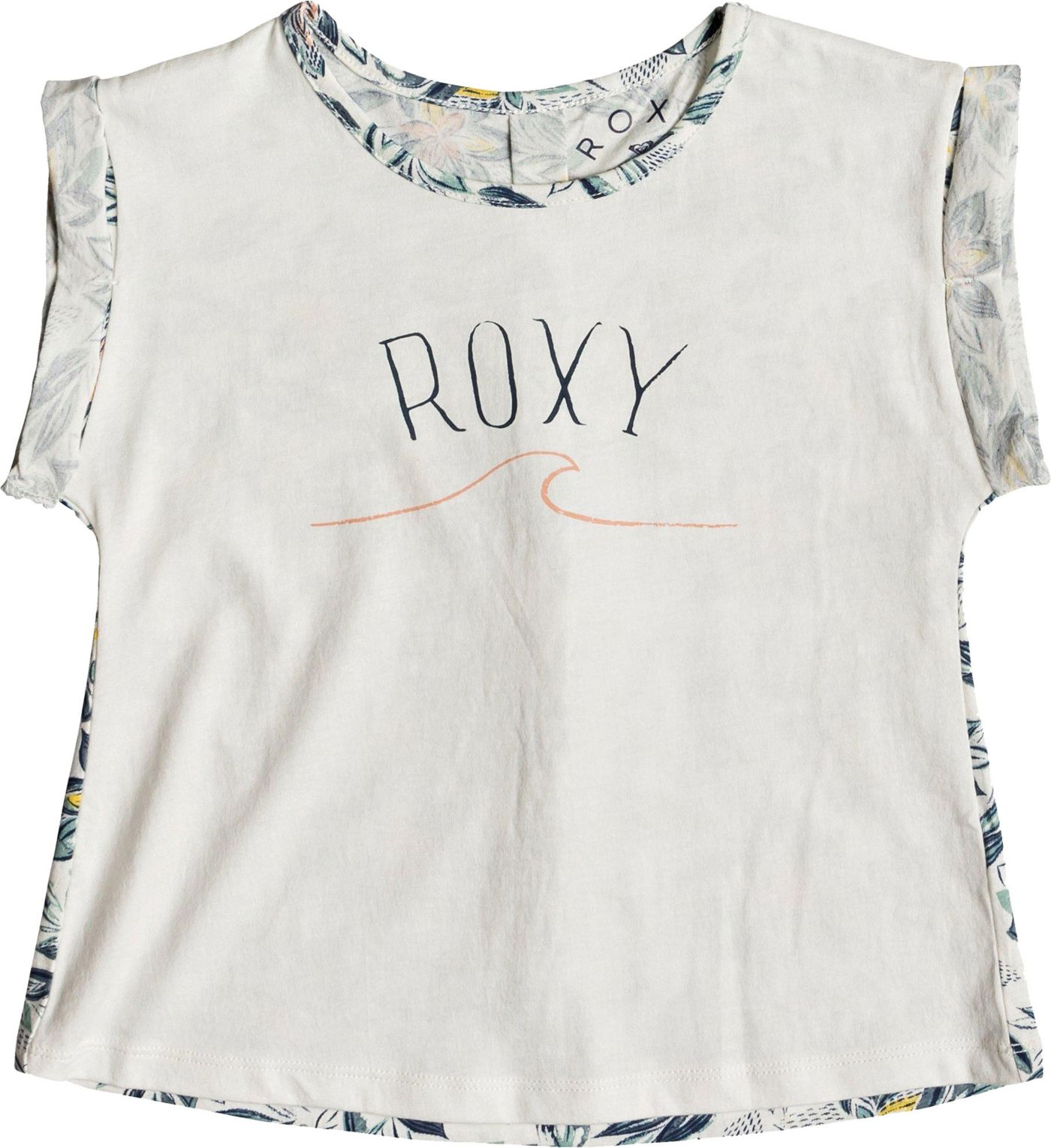 Roxy Girls' From The Jump T-Shirt