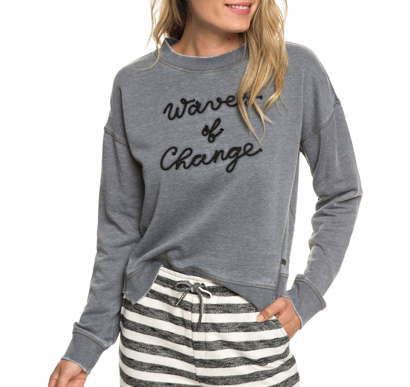 Roxy Women's Journey Home Sweatshirt