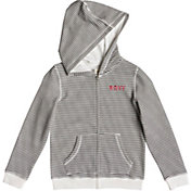 Roxy Girls' Just A Little Full Zip Hoodie
