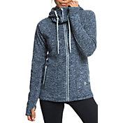 Roxy Women's Electric Feeling Full Zip Hoodie