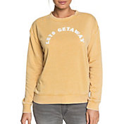 Roxy Women's All At Sea Crew Neck Sweatshirt