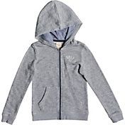 Roxy Girls' Mi Bicicleta Full Zip Hoodie