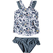 Roxy Girls' Magic Seeker Tankini Set