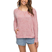 Roxy Women's Mystic Water Long Sleeve Sweatshirt