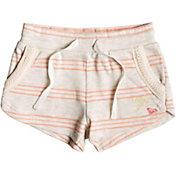 Roxy Girls' Mystery Sun Sweat Shorts