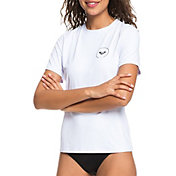 Roxy Women's Enjoy Waves Short Sleeve Rash Guard