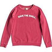 Roxy Girls' Pompom Fleuri Sweatshirt