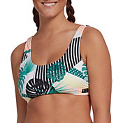 Roxy Women's Pop Surf Bra Bikini Top