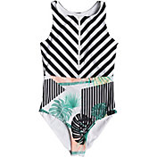 Roxy Women's Pop Surf One Piece Swimsuit