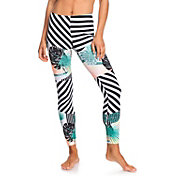 Roxy Women's Pop Surf Swim Leggings