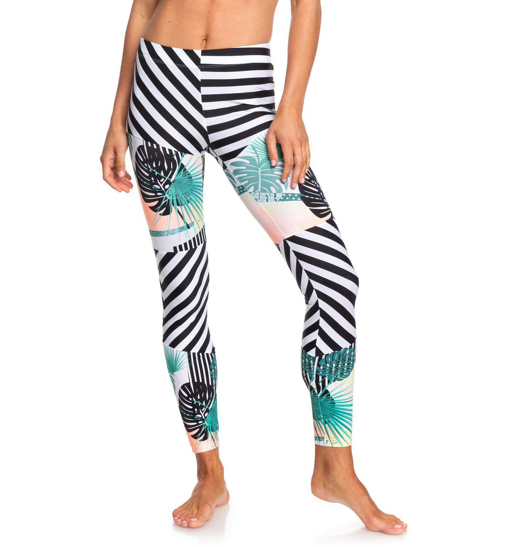 Roxy Women's Pop Surf Swim Leggings
