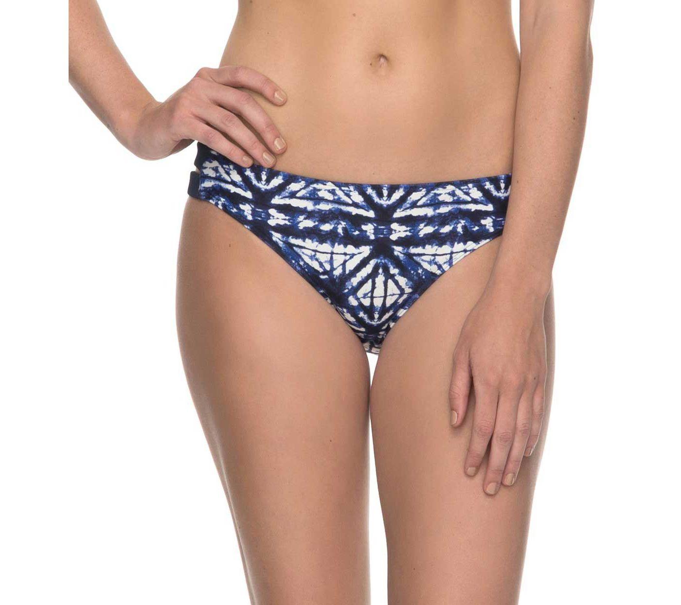 Roxy Women's Fitness 70s Bikini Bottoms